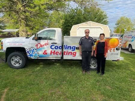 Frederick cooling and heating services