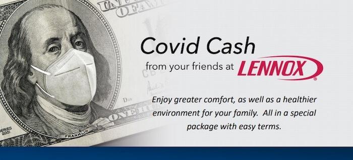HVAC specials & coupons